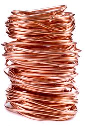 cable de conduccion de cobre